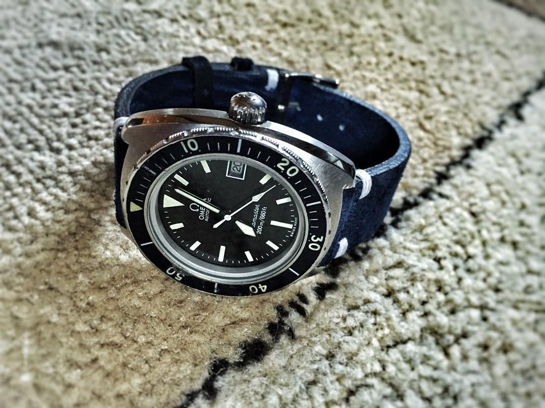 This Seamaster serviced by Omega has made an excellent day-to-day watch.
