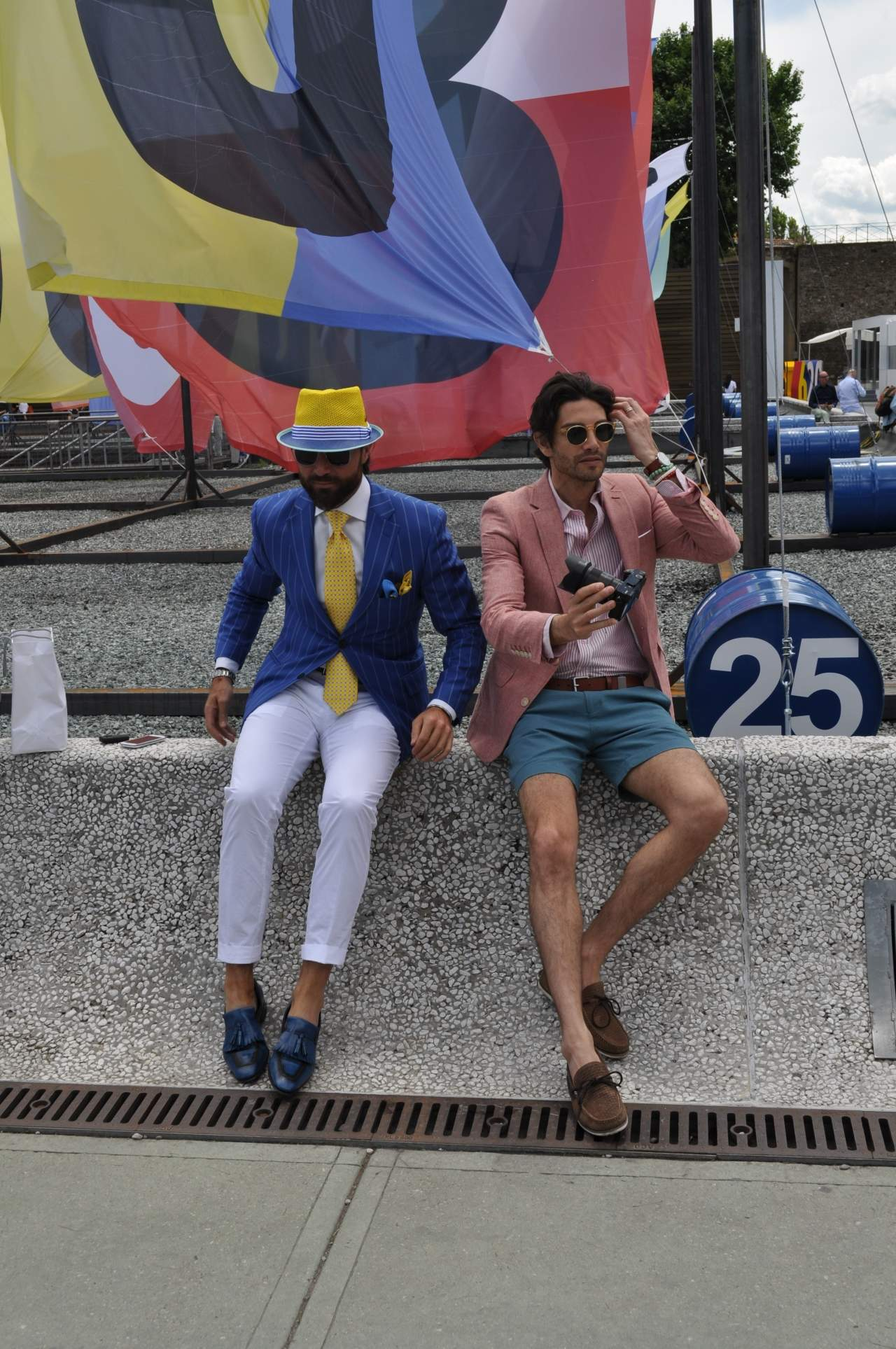 Pitti90 day4 jackets