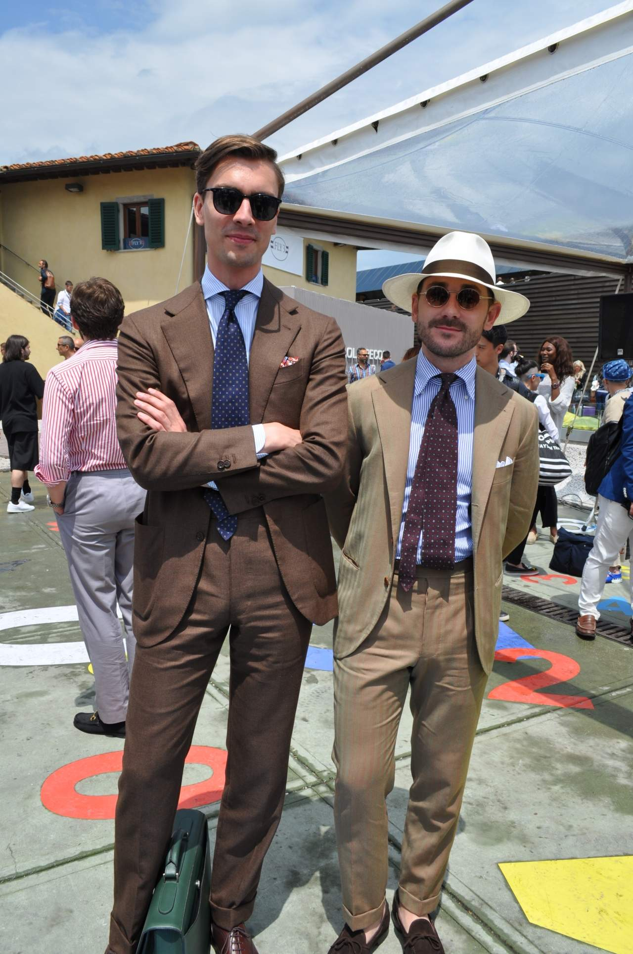 pitti 90 day 1 shibumi