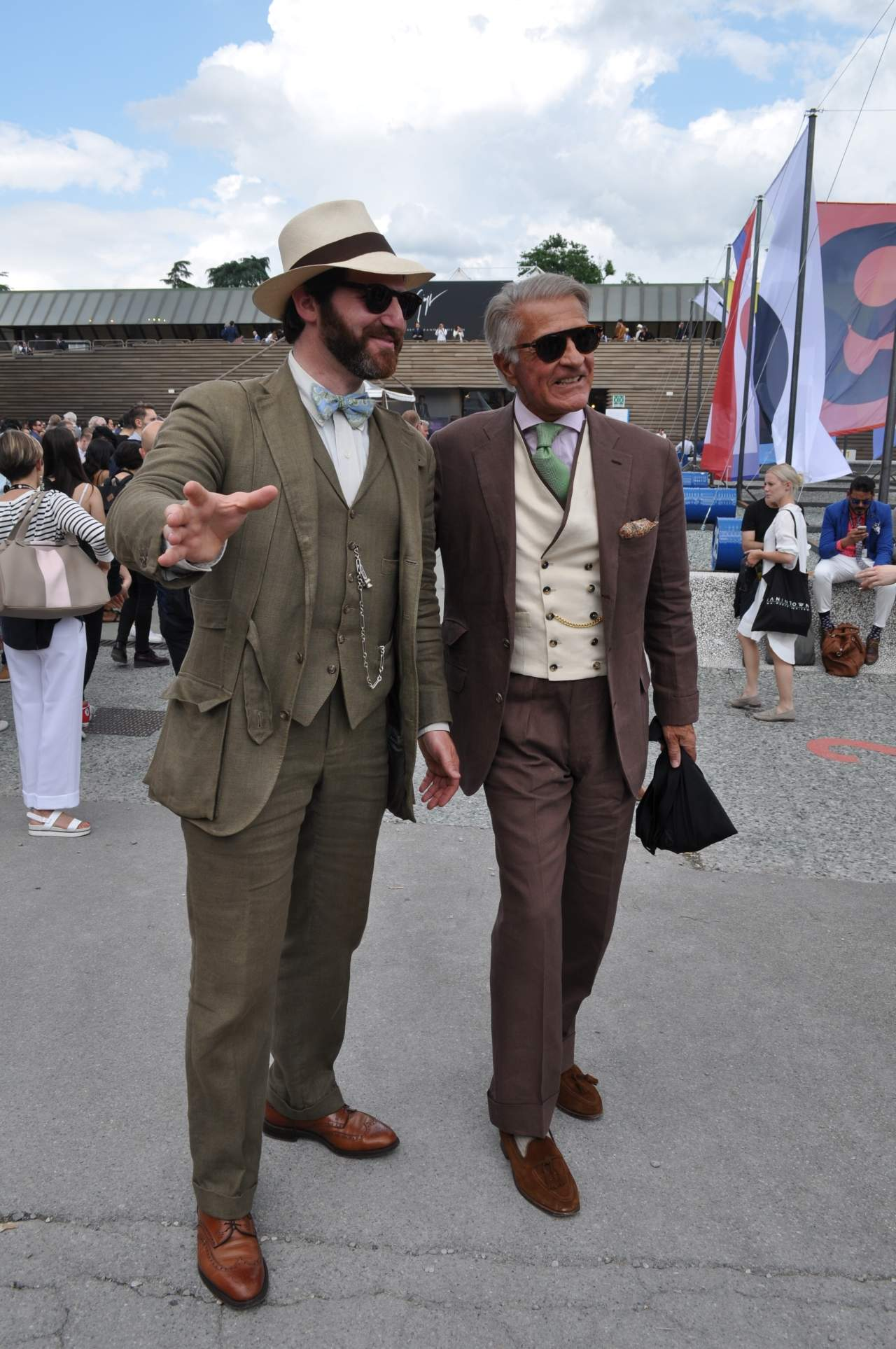 pitti 90 day one charlie butler