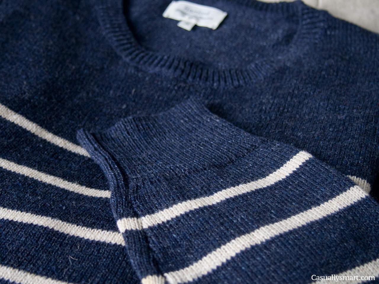 navy-striped-sweater