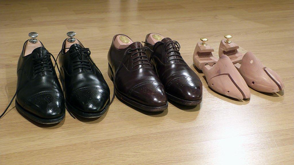 Cedar Shoe Trees Extending The Life Of Footwear