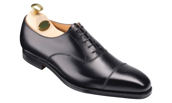 Crockett & Jones Hallam shoes are a timeless classic style of cap-toe Oxfords. Picture: Crockett & Jones