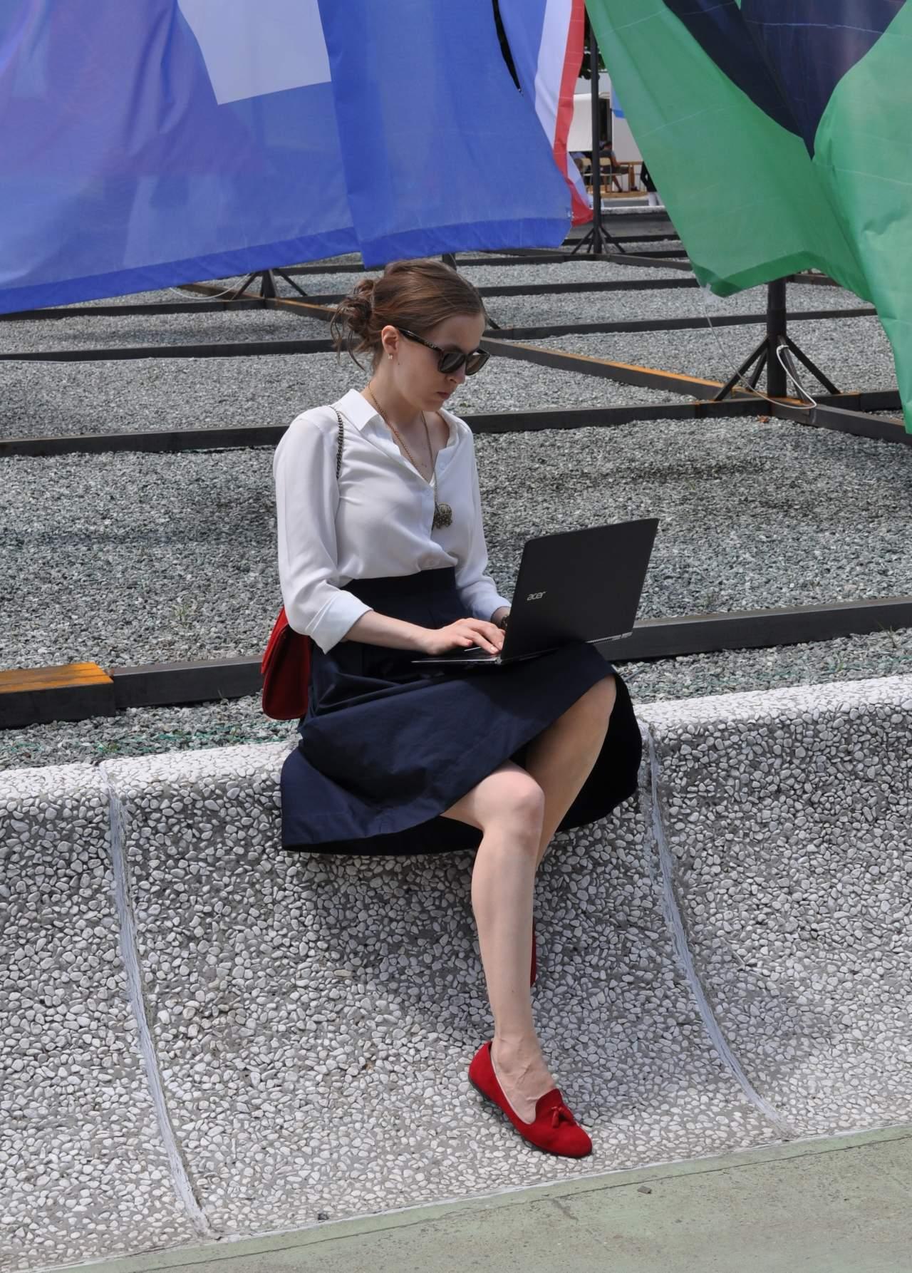 pitti wall laptop