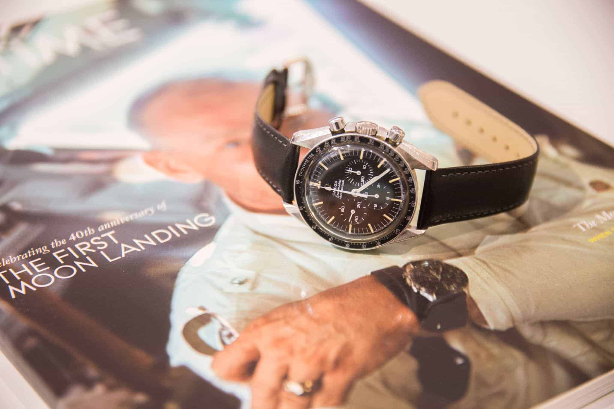 Omega Speedmaster Moonlanding Apollo 11