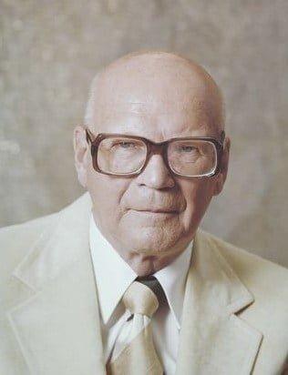 Urho Kaleva Kekkonen (1900-1986). Image: Wikimedia Commons