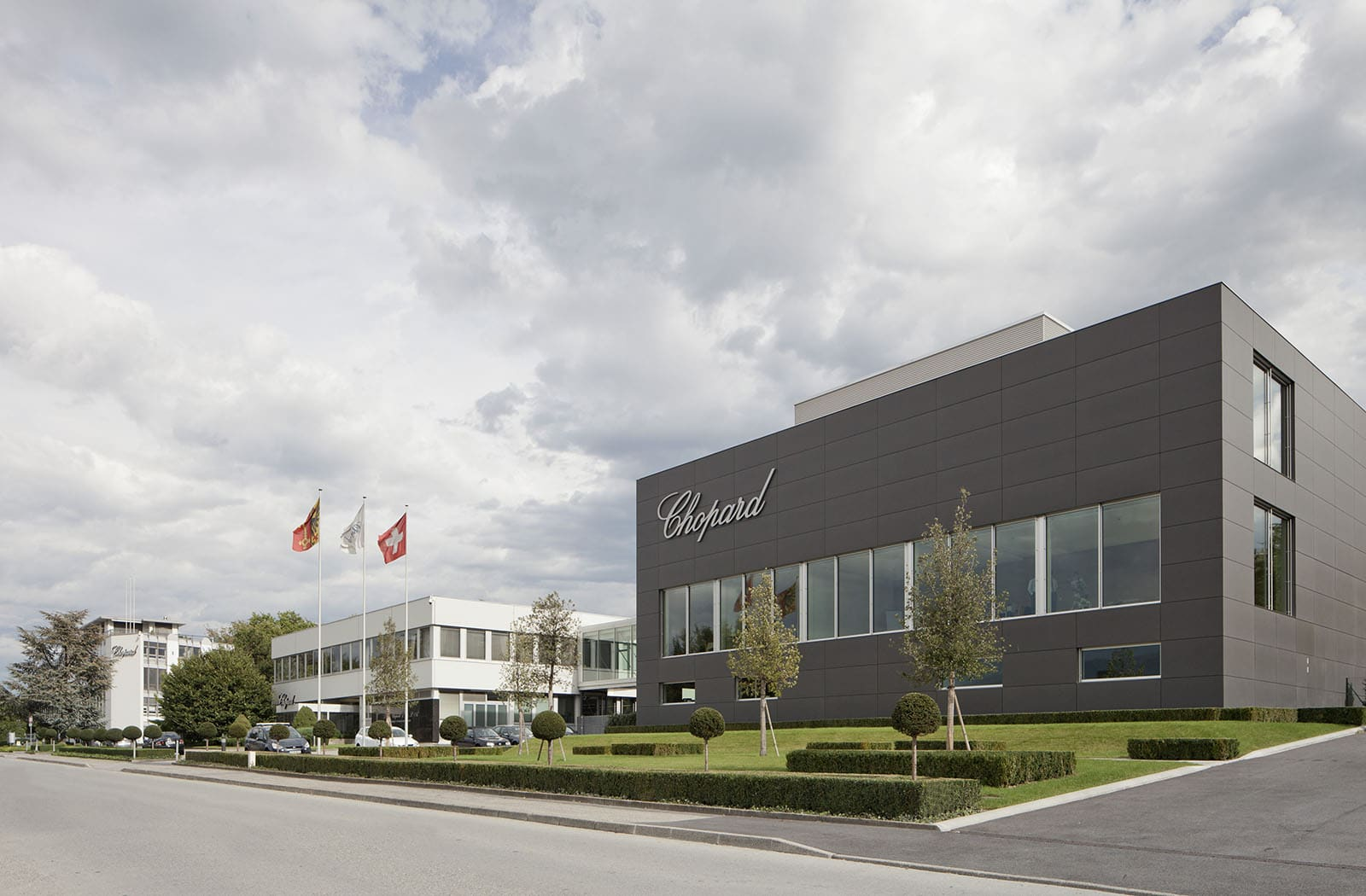 Chopard Headquarters in Meyrin, Switzerland.
