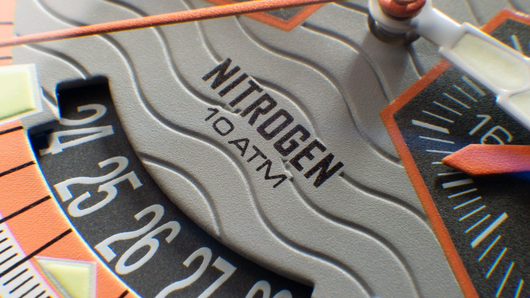 Pook Nitrogen III Limited