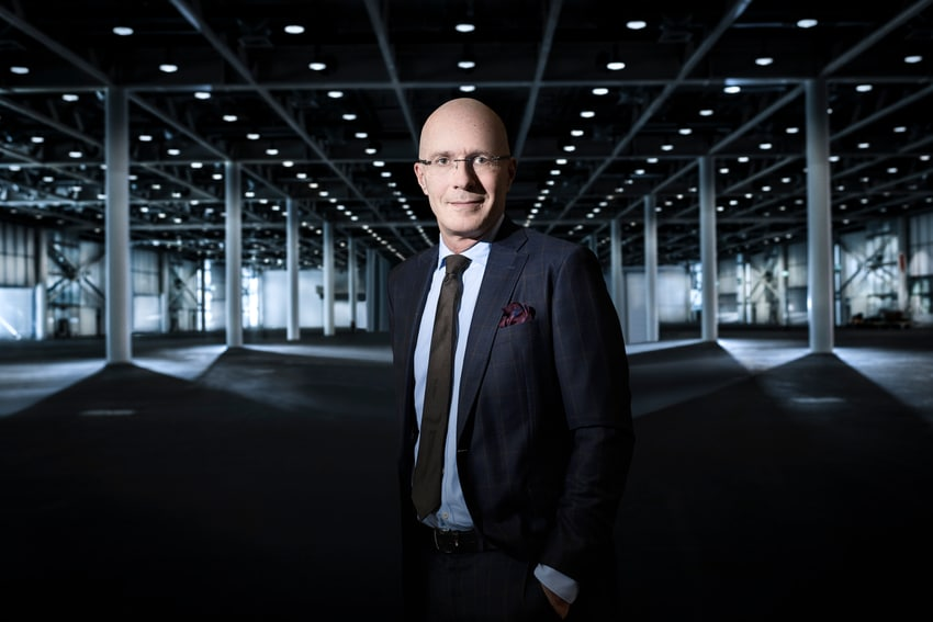 Michel Loris-Melikoff, Managing Director of Baselworld. Image: Fred Merz | Lundi13